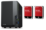 Synology DS218+ NAS 16TB (Kit)