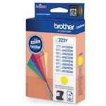 Ink Cartridge Yellow 550 Pages Blister Pack (lc-223ybp)