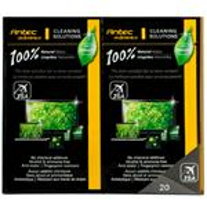 100% Natural Wipes 20pk (0761345775405)