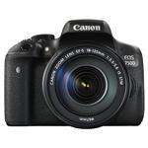 Digital Camera Slr Eos 750d 18-135mm Is Stm + Ef-s 3.5-5.6 Is Stm