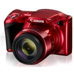 Digital Camera Powershot Sx420 Is 20mpix 42x Opt Zoom 30in LCD Sd Sdhc Sdxc Red