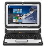 Toughbook CF-20 MK1 - 10.1in - m5-6Y57 vPro - 8GB Ram - 256GB SSD - 4G LTE - Win10 Pro - Azerty Belgian