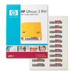Ultrium 3 Rw Bar Code Label Pack 100-pk