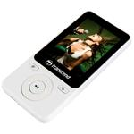 8GB Digital Music Player Mp710 White