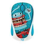 Doodle M238 Wireless Mouse Skateburger