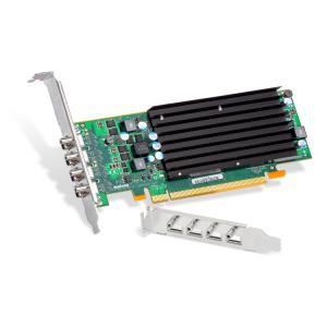 C420 Low-profile Pci-e X16 Quad Video Card Provides Increased Reliabilit