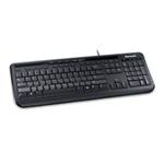 Wired Keyboard 600 Black Eng Brit