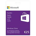Windows Giftcard 25eur Nl/fr Belg Neth
