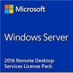 Windows Remote Desktop Services 2016 - 1 Device Cals - German
