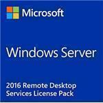 Windows Remote Desktop Services 2016 - 1 User Cals - German