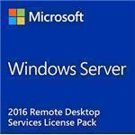 Windows Remote Desktop Services 2016 - 5 User Cals - German