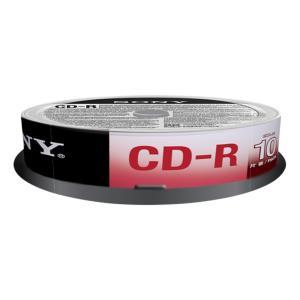 Cd-r Media 700MB 48x 10-pack Bulk (spindle)