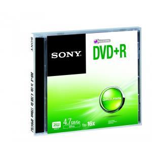 DVD+r Media 16x Jewel Case