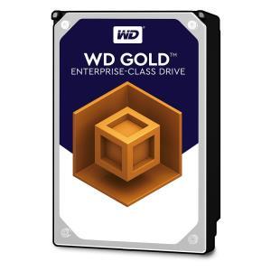 Hard Drive WD Gold 6TB 3.5in 6gb/s SATA 7200rpm 128MB Buffer