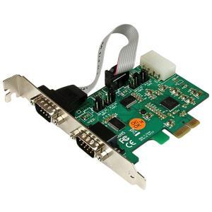 High Speed 921k PCI Express Serial Port Card 2port