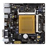 Motherboard J1800I-C / Cel SoC DDR3L 8GB Mini ITX