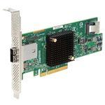Lsi SAS 9207-4i4e Host Bus Adapter/ 8 Port, 6gb/s SATA +sas, X8 Pci-e 3.0 - Single