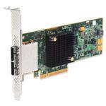 LSI SAS 9207-8E Host Bus Adapter/ 8 Port, 6GB/s SATA +SAS, x8 Pci-e 3.0 - Single