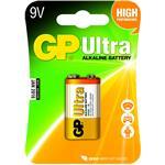 Gp Batteries Ultra Alkaline Gp1604au 9.0v 1bat-pk
