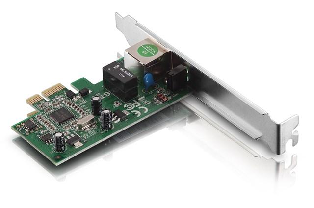 Gigabit Ethernet Pci-e Adapter