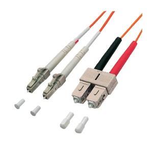 Fiber Optic Cable Lc/sc 62.5/125 2m