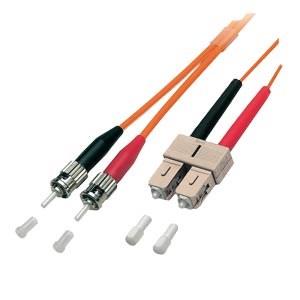 Fiber Optic Cable St/sc 62.5/125 2m