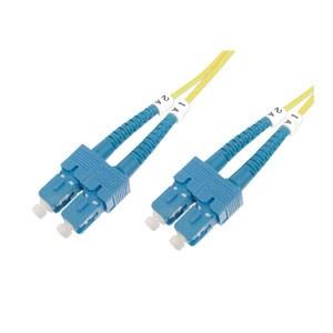 Fiber Optic Cable Sc/sc 9/125 Sinlgemode Duplex 2m