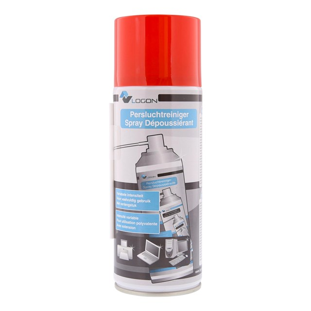 Air-duster / compressed Air - 400ml - TCLE03