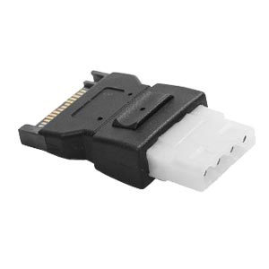 SATA To Molex F Adapter