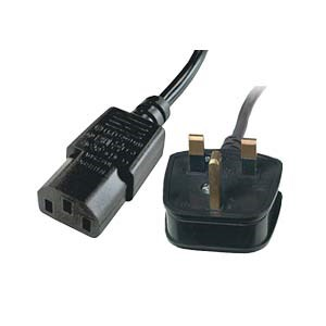 Power Cable Uk Plug 1.8m