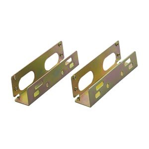 Brackets Mounting Kit Hd 3.5 Into 5.25 Bay Metal