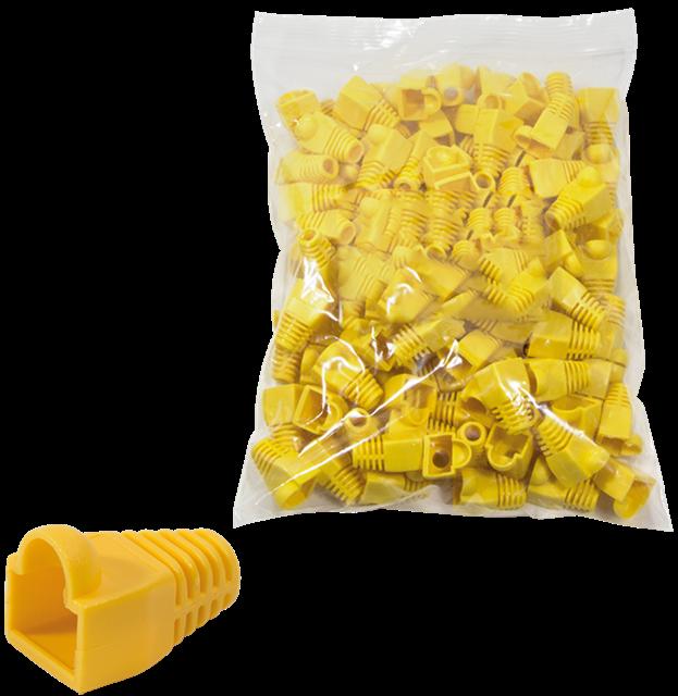Rj45 Yellow Boot
